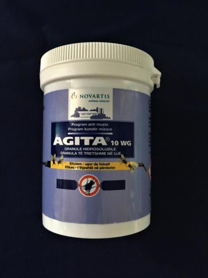 Insecticid contra mustelor Agita 10 WG 100 grame