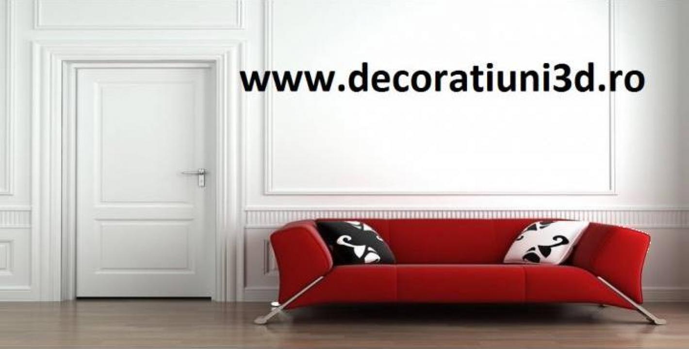 Decoratiuni interioare, scafe, baghete