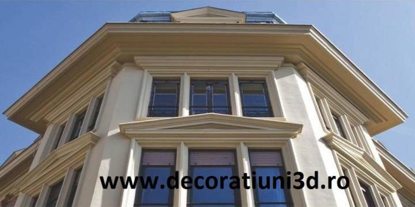 Profile decorative arhitecturale din polistiren