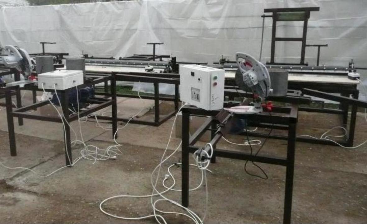 Linie procesare prosoape hartie celuloza/reciclata