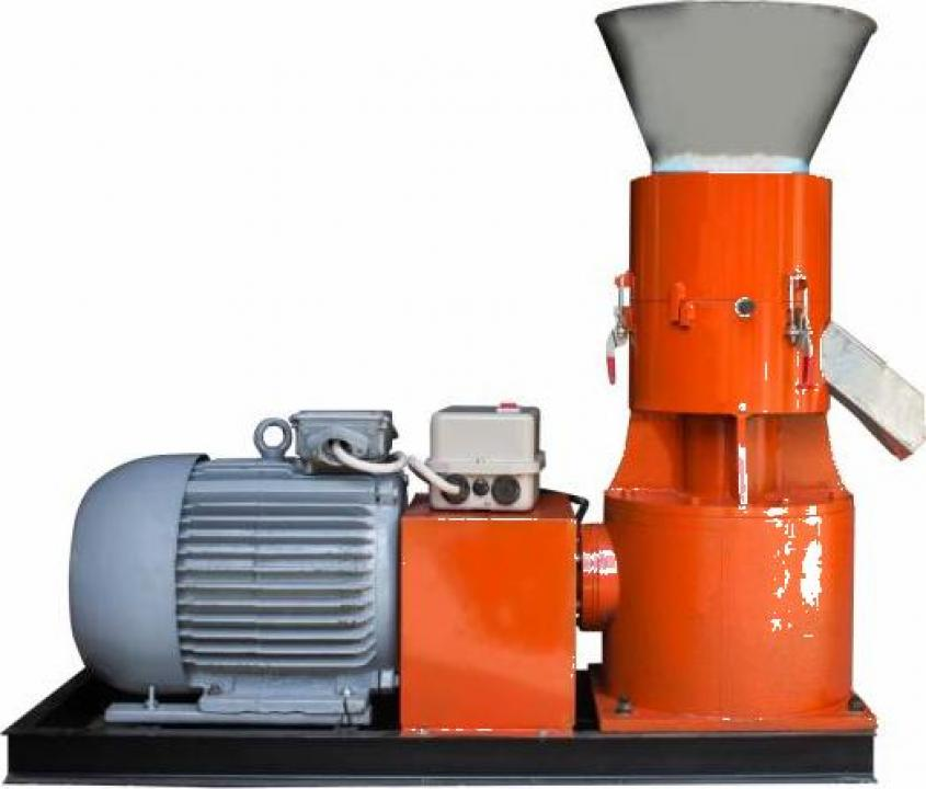 Granulator furaje si peleti KL-300