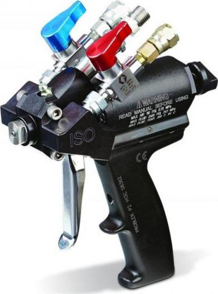 Pistol purjare aer Graco Probler P2