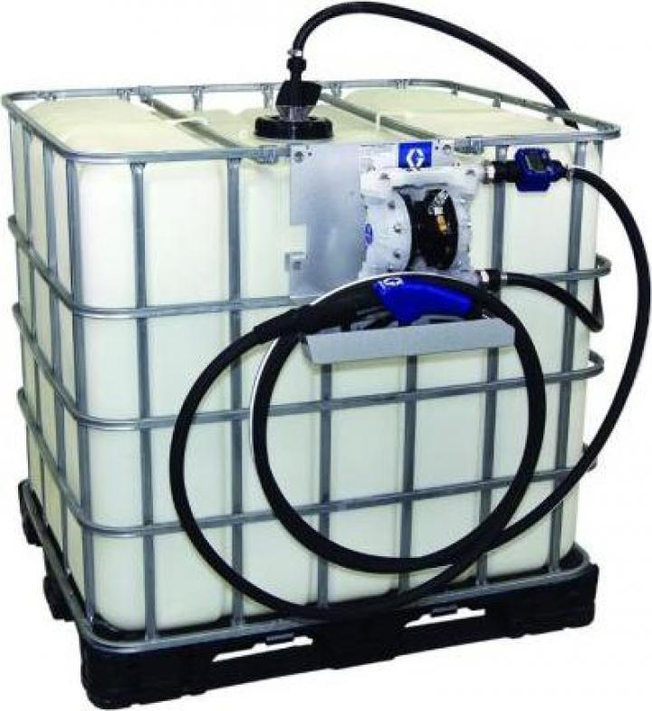 Pompa de inalta performanta a lichidului de evacuare Diesel