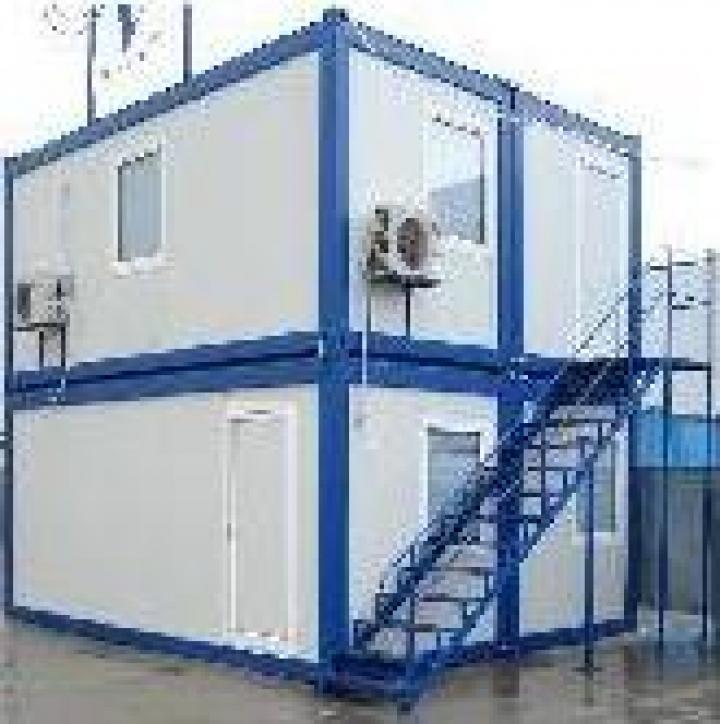 Containere mobile vestiare