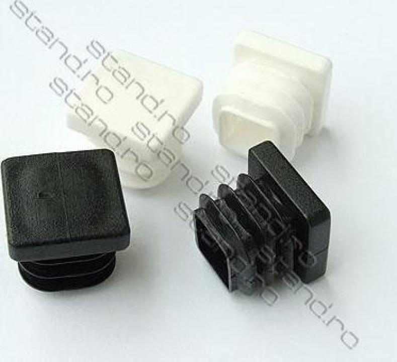 Dop pentru tevi rectangulare 20*20mm - 7807