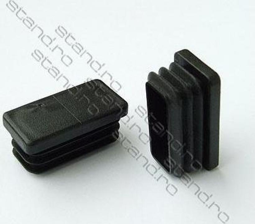 Dop pentru tevi rectangulare 40*20mm 7810