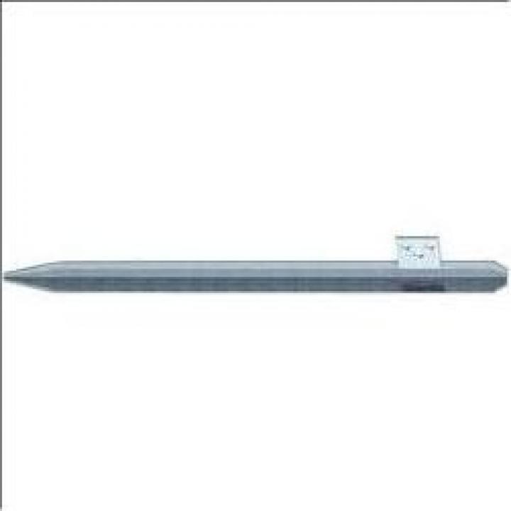 Electrod impamantare zincat, profil cruce 3 m