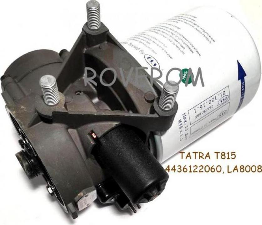 Filtru uscator aer DAF, Iveco, Renault, Tatra T815