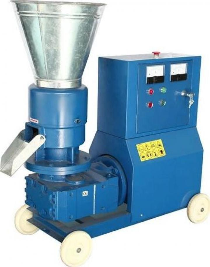 Granulator rumegus MKL-200