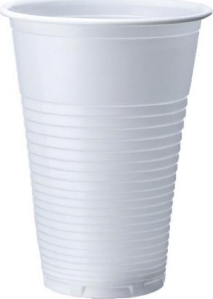 Pahare unica folosinta 200 ml Italia
