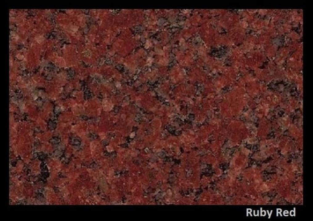 Granit Ruby Red