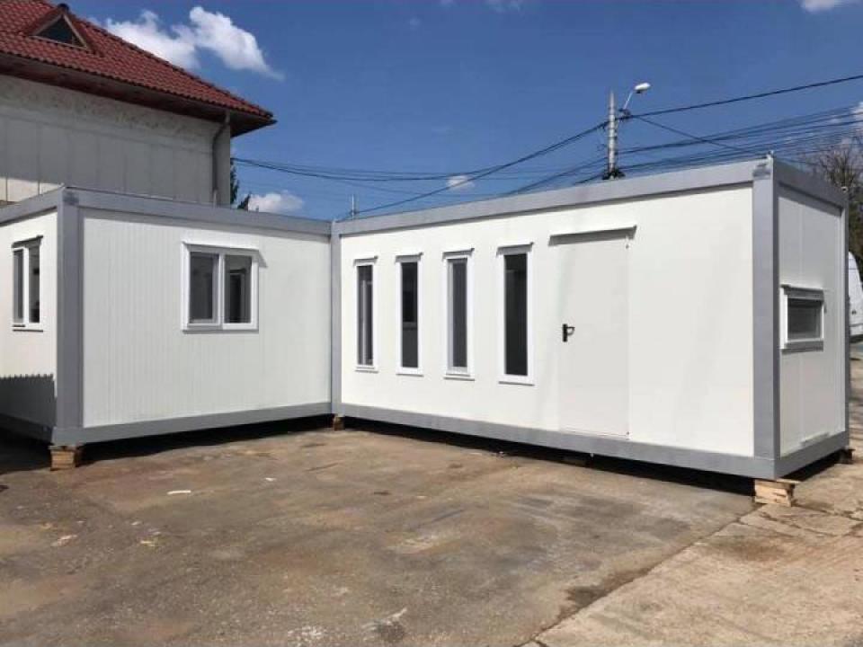 Container locuit, container casa