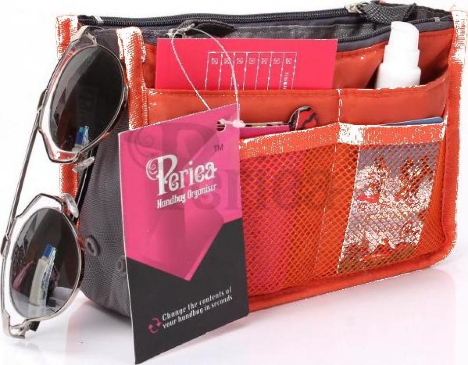 Organizator geanta sau poseta Chelsy-corai mic
