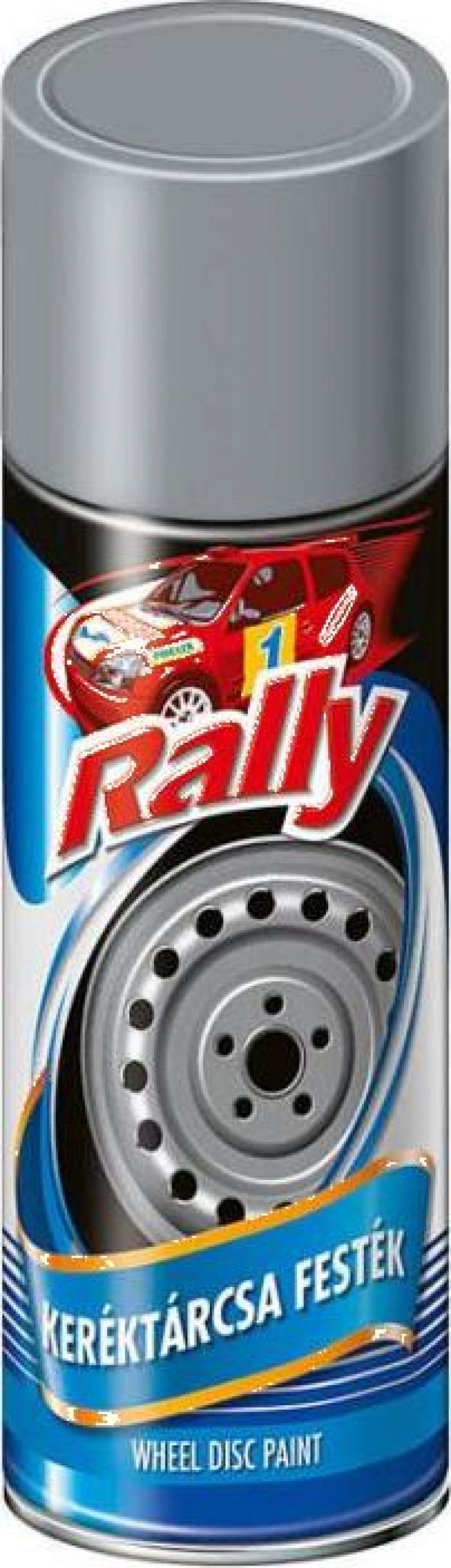 Vopsea janta argintie, Rally - 400ml