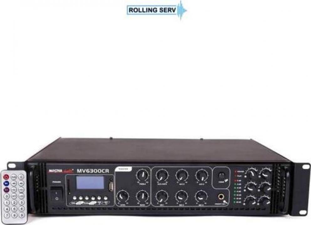 Amplificator MasterAudio MV6300CR