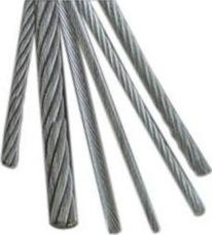 Cabluri de tratiune inox 1x19 AISI 316