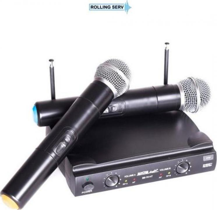 Microfon wireless BE7014H