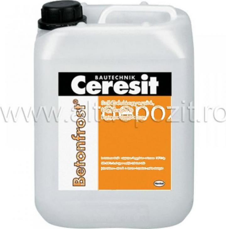 Aditiv beton Betonfrost