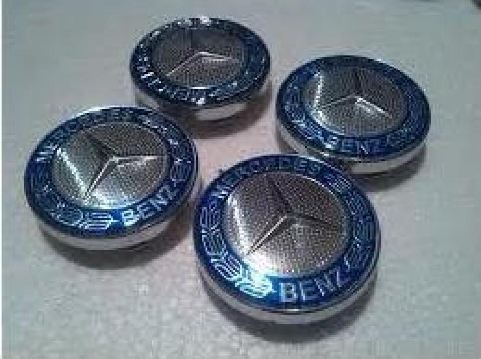 Capace jante aliaj Mercedes Benz