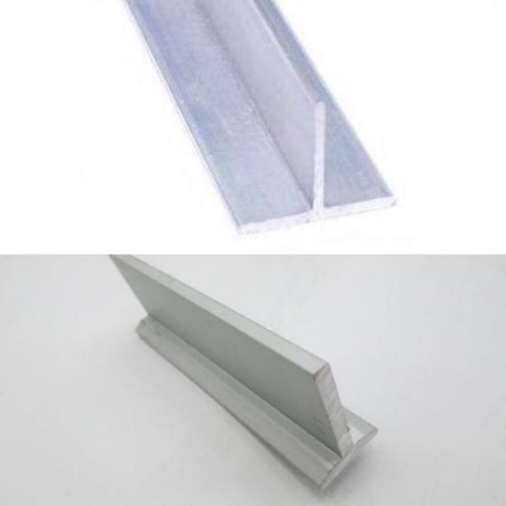 Profil T aluminiu 40x20x2 bara T aluminiu