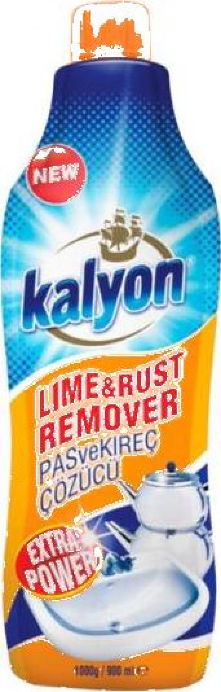 Solutie antirugina si anticalcar Kalyon, 1 kg