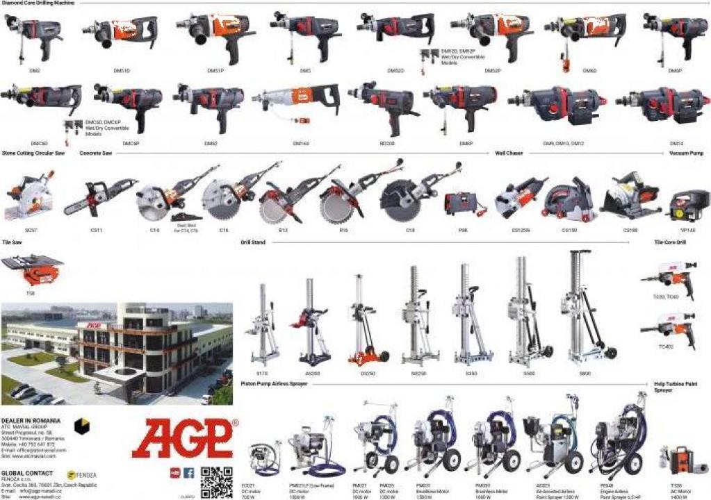 Scule AGP