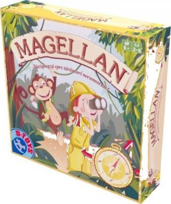 Joc de strategie Magellan