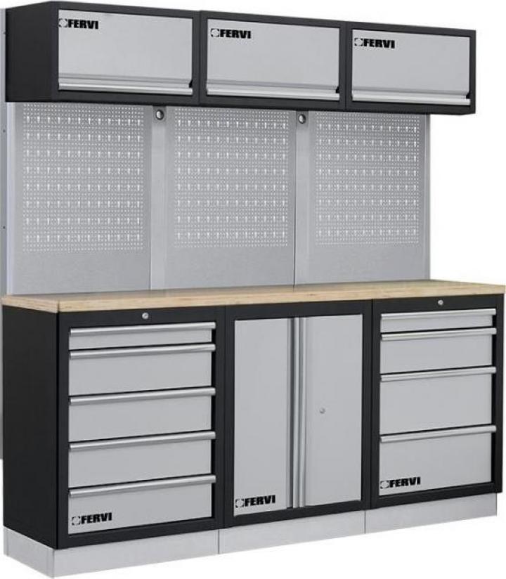 Mobilier modular pentru atelier A007N