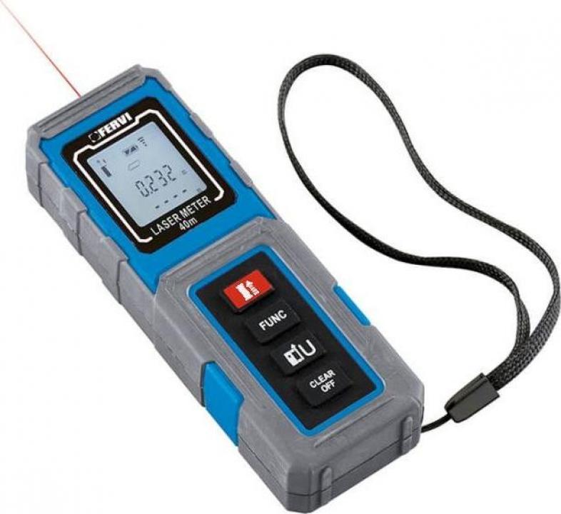 Tester digital cu laser pentru masurarea distantei ML40