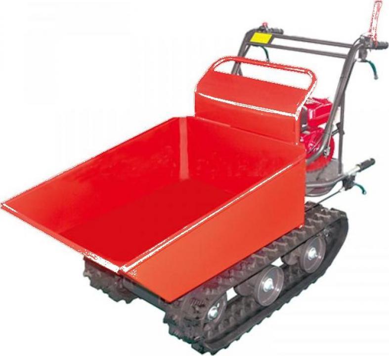Mini transportor rabatabil cu motor Loncin ED300C