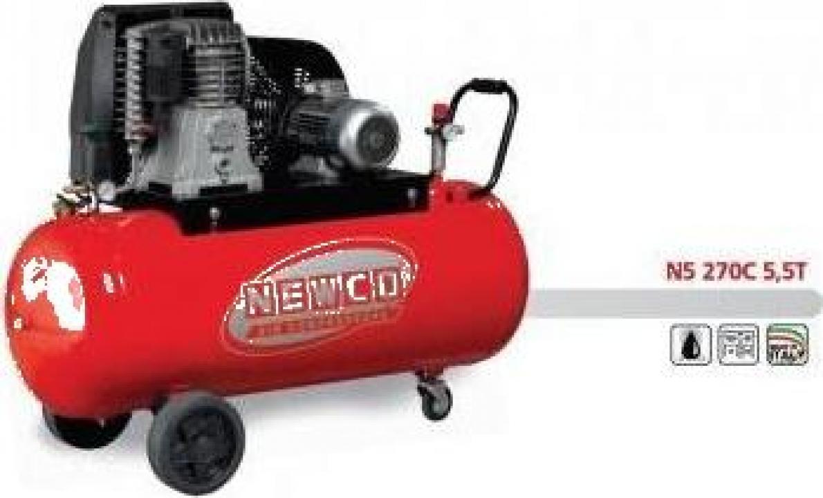 Compresor Newco N5-270C-5.5T