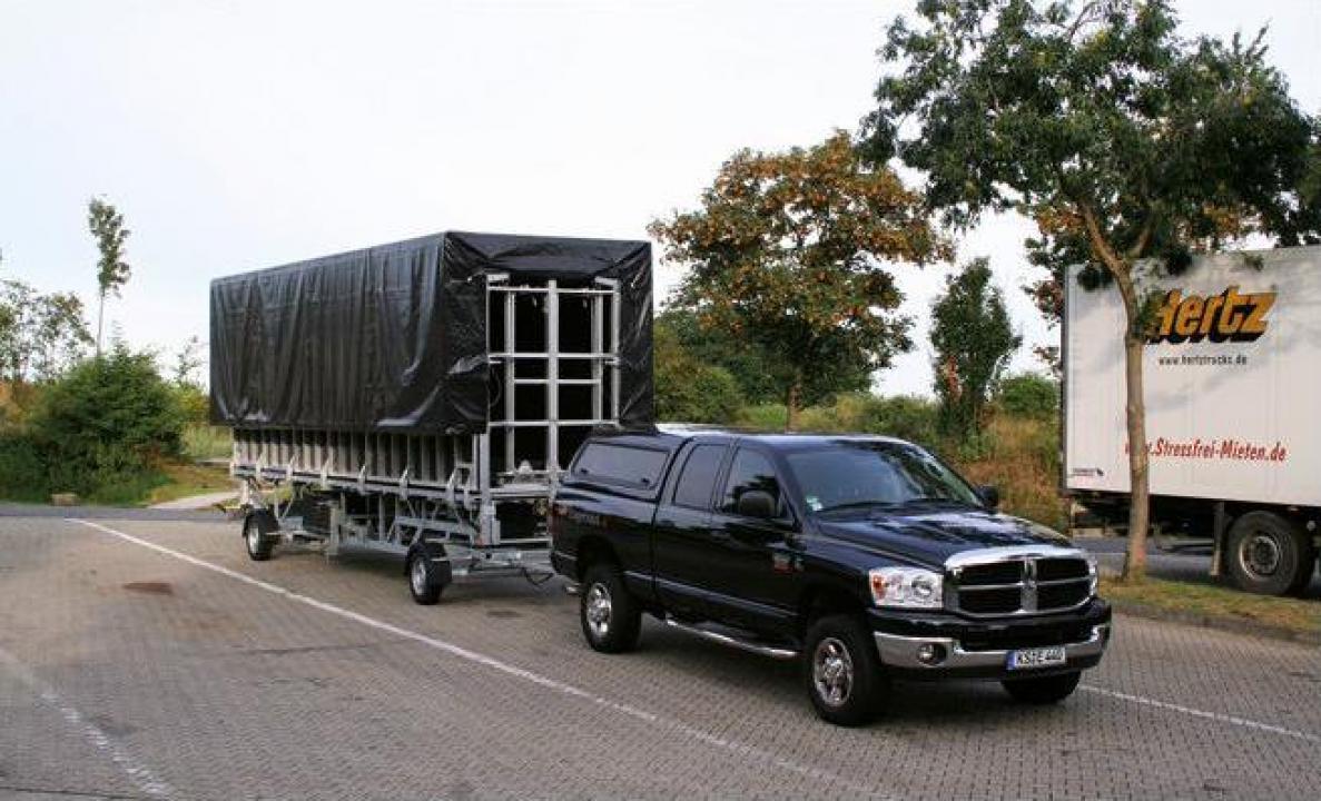Scena mobila Stagemobil XL