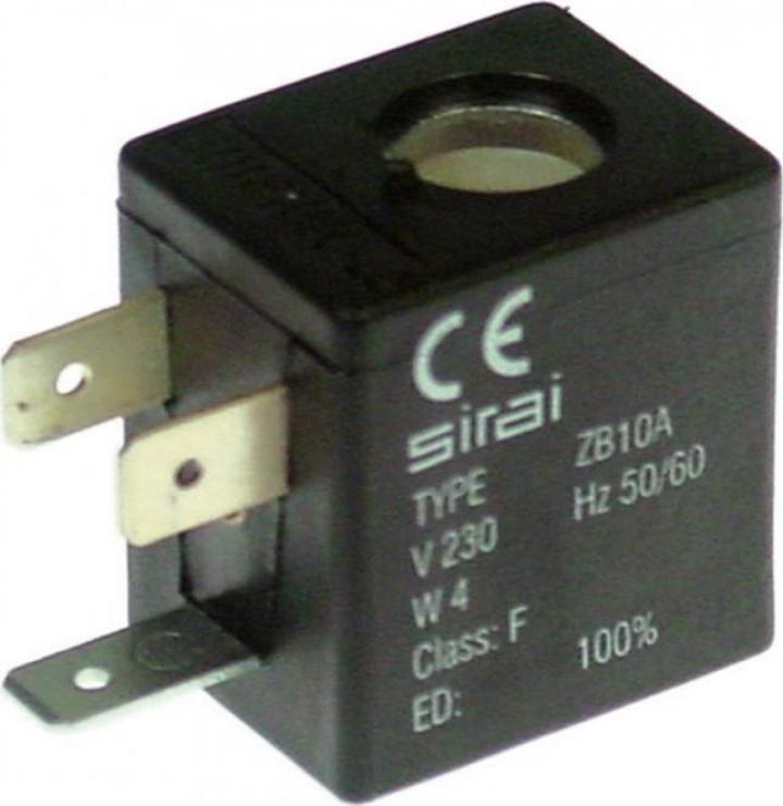 Bobina solenoid 230VAC, 4VA