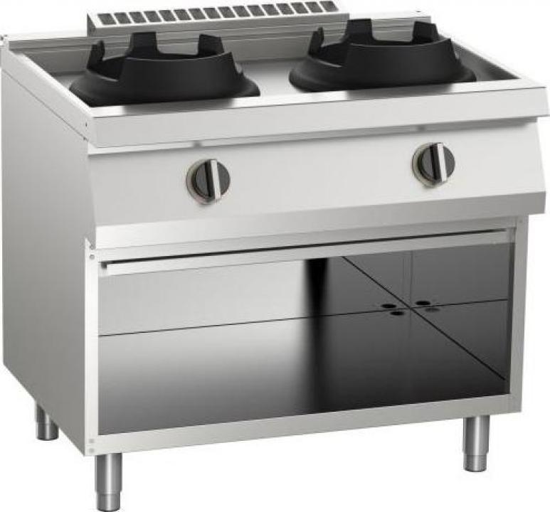 Masina de gatit wok Silko linia 900