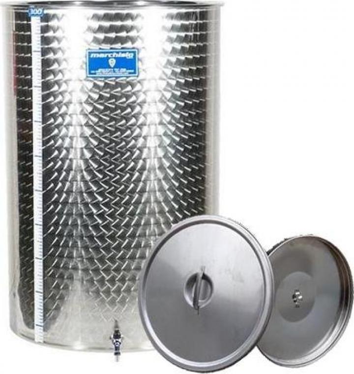 Cisterna inox Marchisio SPO80, 80 litri