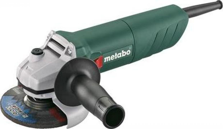 Polizor unghiular Metabo W 850-125, 820 W, 125 mm