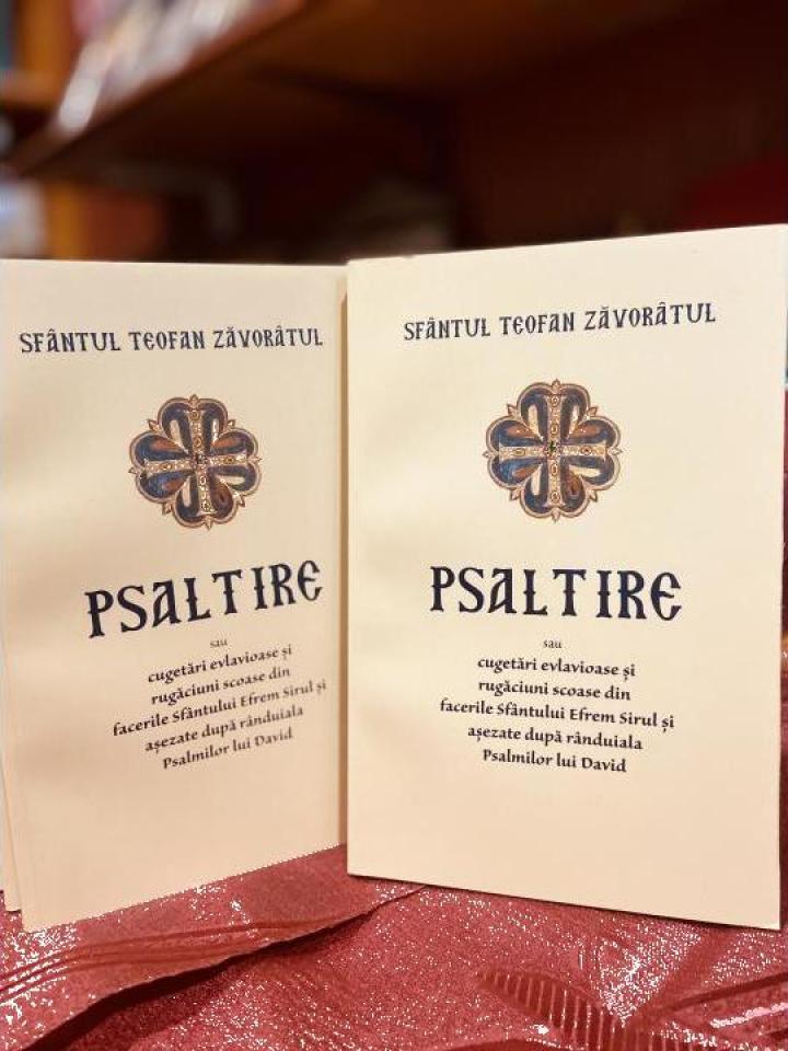 Carte, Psaltire Sfantul Teofan Zavoratul