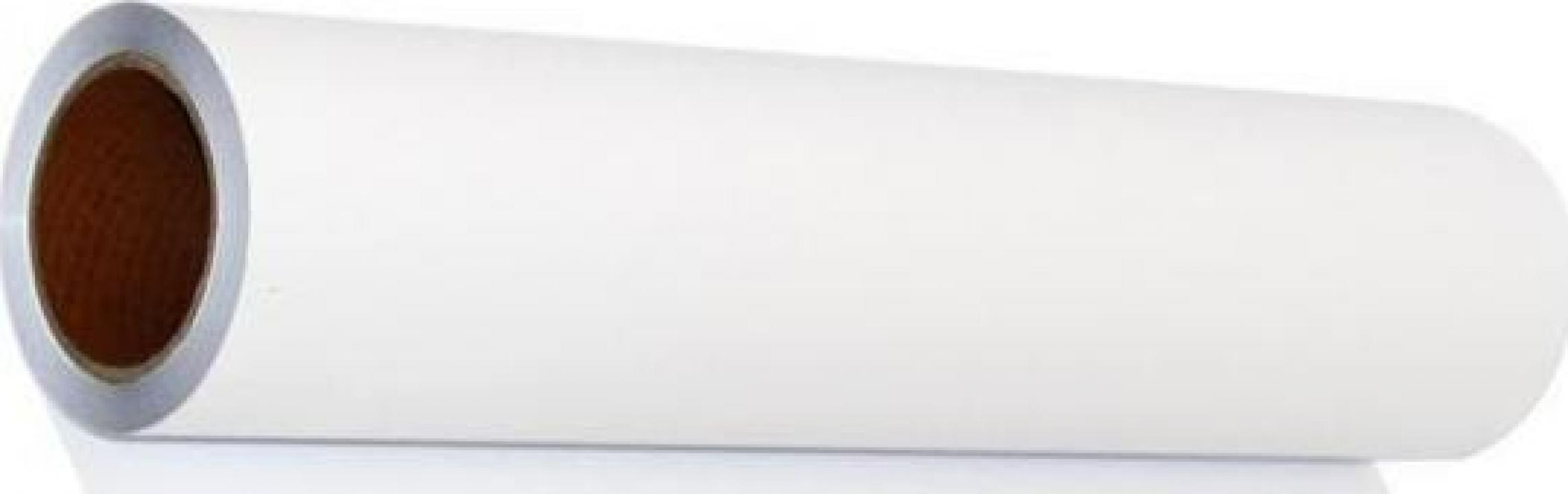 Folie termotransfer Sthals Cad-cut Sportsfilm White 001 alb