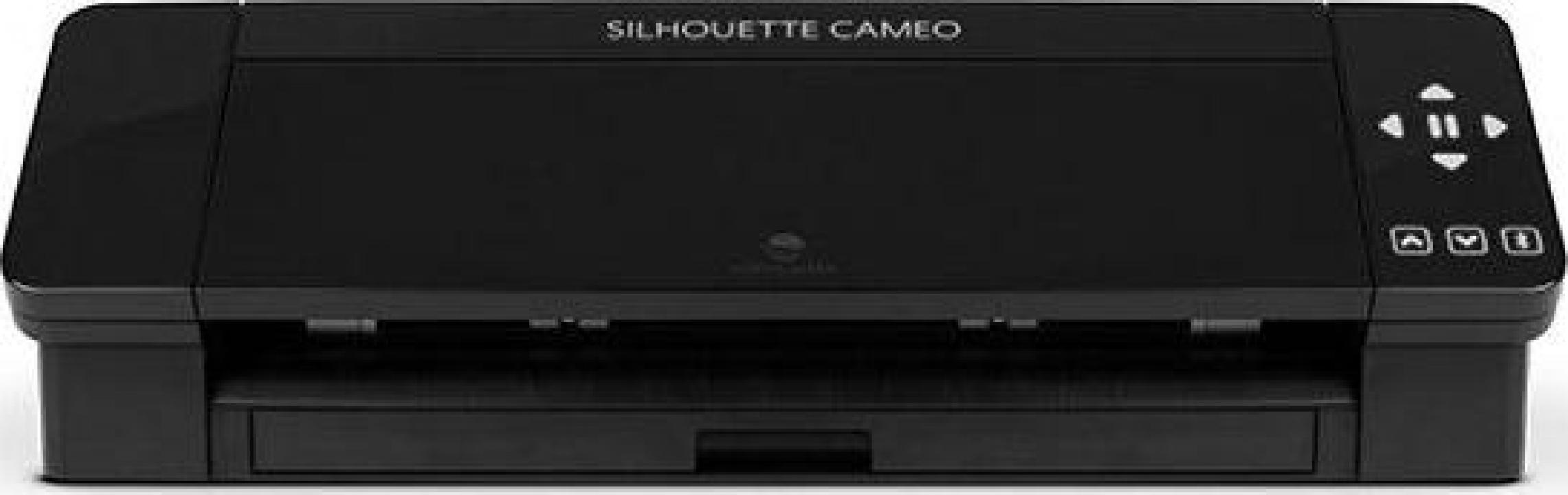 Cutter-plotter Silhouette Cameo 4 negru
