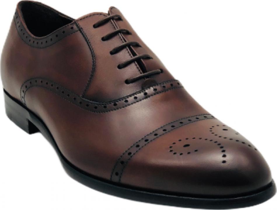 Pantofi barbati Enrico Bruno