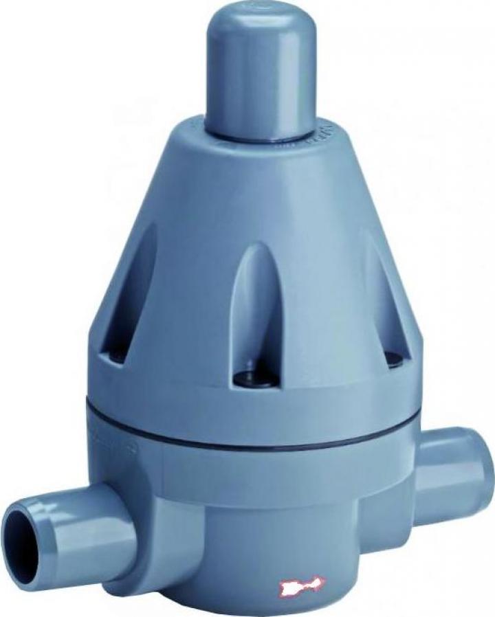 Robinet reducator de presiune PVC-U