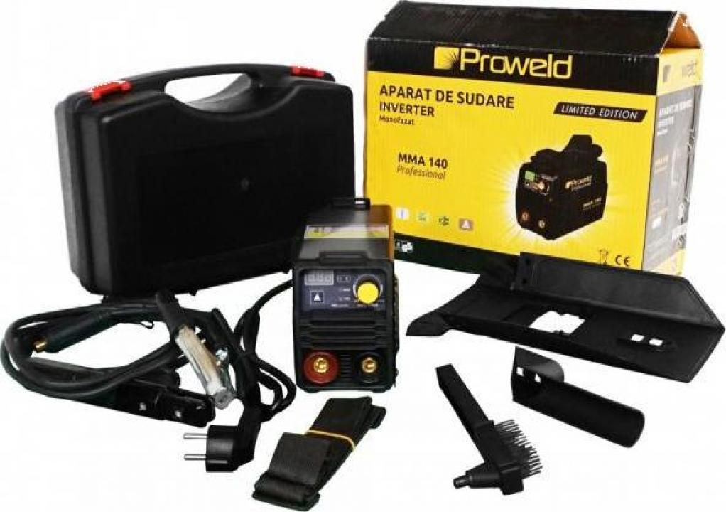 Invertor sudare ProWeld MMA-140