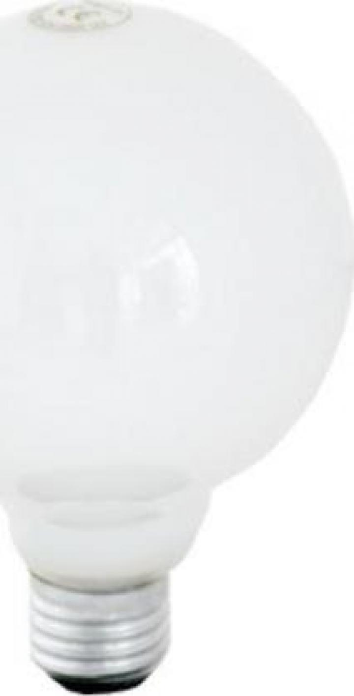 Bec halogen 42W, E27, G95 2800K Opal