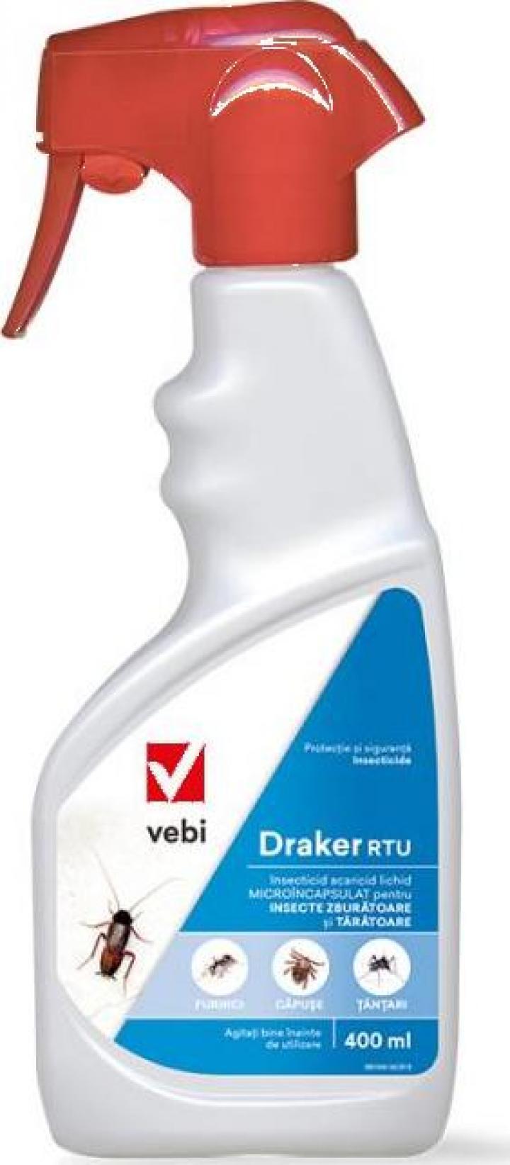 Insecticid Draker RTU 400 ml