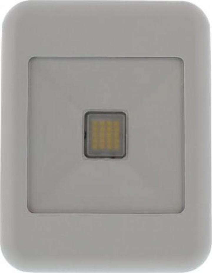 Proiector LED 20W 1400lm IP65 4000K alb, Well