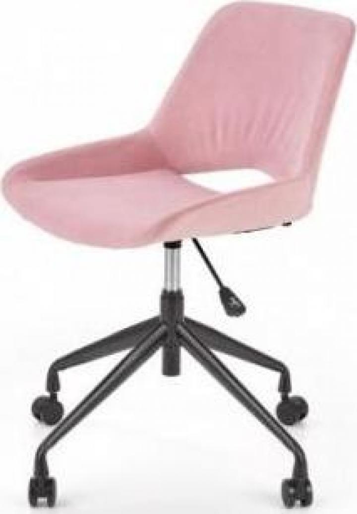 Scaun pentru copii, culoare roz deschis Scorpio