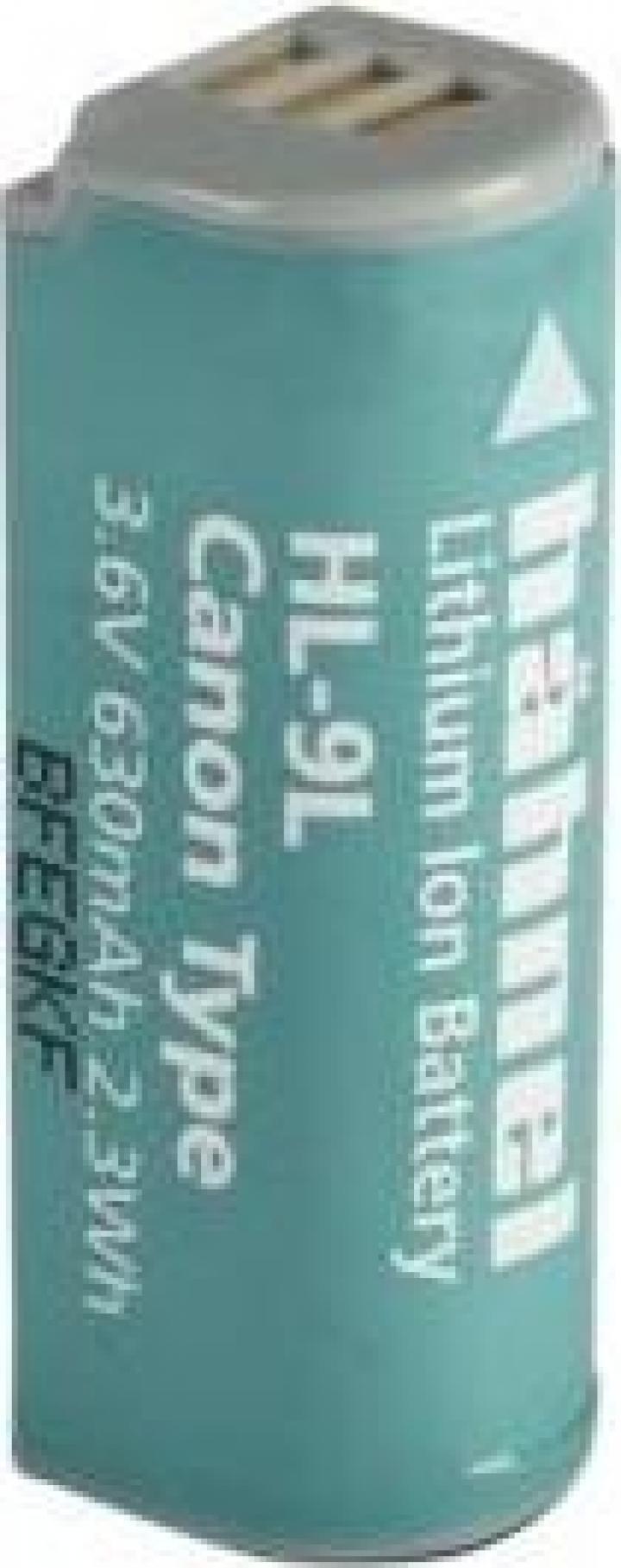 Acumulator Hahnel HL-9L Canon NB-9L 630mAh