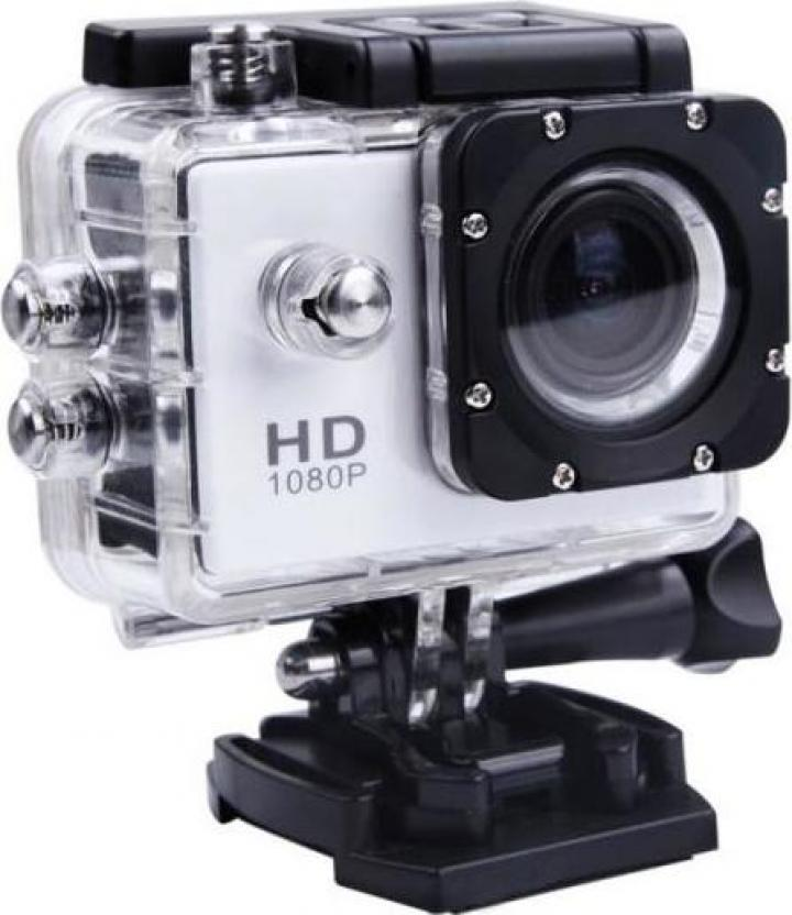 Camera video HD subacvatica pentru motocicleta 1080p