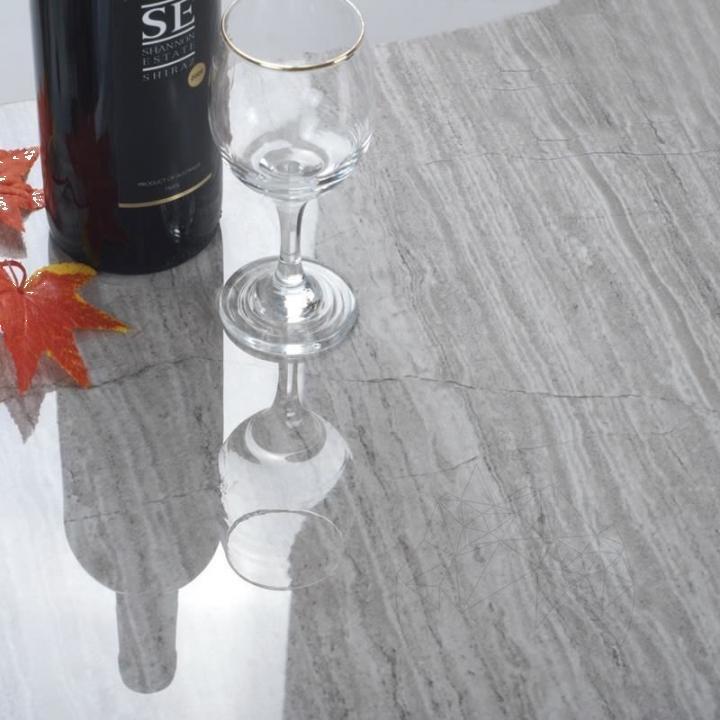 Marmura Athena Grey Wood Polisata 61 x 30.5 x 1 cm